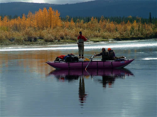 Alaska Fully Custom Float Trips Statewide - ALASKA RAFT CONNECTION