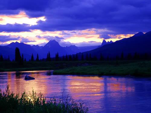 Aljaska - Page 2 Lake_Creek_Camp_1