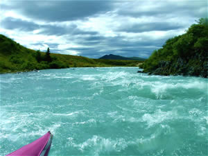 Whitewater Rafting - Upper Mulchatna - ALASKA RAFT CONNECTION