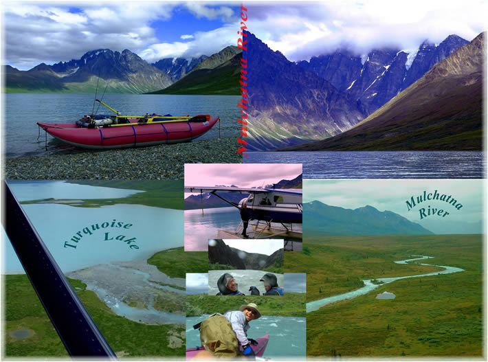 Mulchatna River Float Trip Experience - ALASKA RAFT CONNECTION